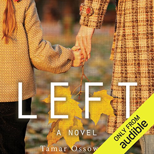 Left audiobook cover art