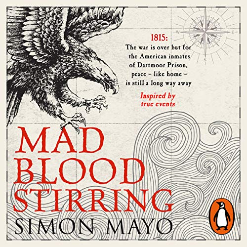 Mad Blood Stirring audiobook cover art