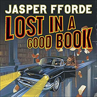 Lost in a Good Book cover art