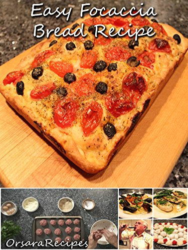 Easy Focaccia Bread Recipe [OV]