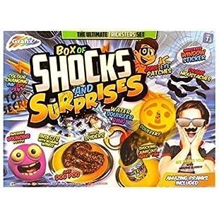 Grafix Box of Shocks & Surprises Practical Jokes Set