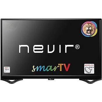 Nevir NVR-8050-32RD2S-SMA-N 32 LED HD Ready, Negro: Amazon.es ...