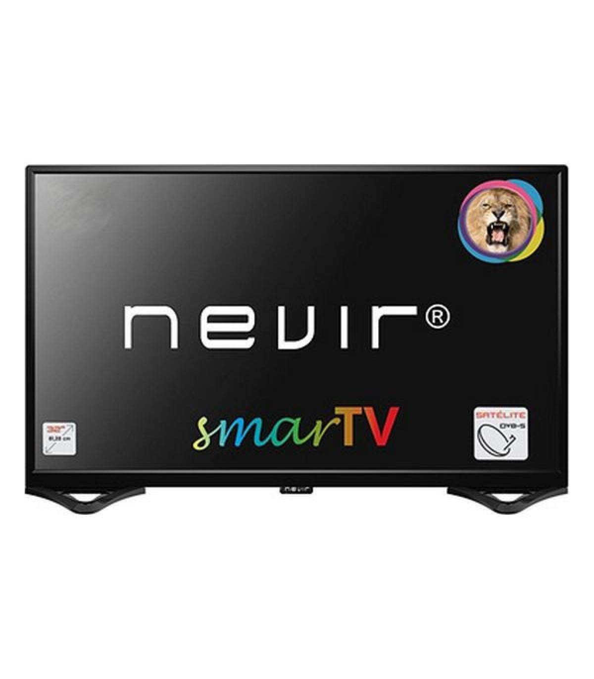Nevir NVR-8050-32RD2S-SMA-N 32 LED HD Ready, Negro: Amazon.es: Informática