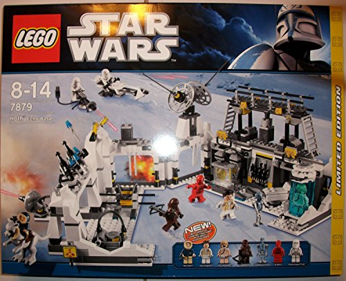 LEGO - 300527 - Star Wars Hoth Echo Base - 7879
