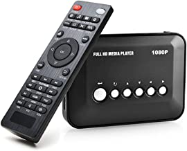 Sponsored Ad - AGPtek 1080P HDMI TV Media Player with HDMI / YPbPr / AV Output, USB/SD Ports with Remote Control for MP3 A... photo