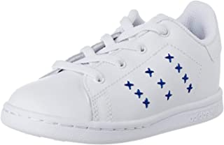 adidas Stan Smith El I, Scarpe da Ginnastica Unisex-Bambini