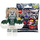 レゴ(LEGO) ミニフィギュア シリーズ14 チアリーダーゾンビ(未開封品)|LEGO Minifigures Series14 Zombie Cheerleader 【71010-8】