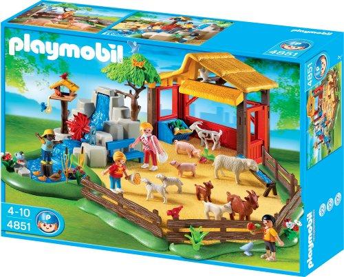 PLAYMOBIL: Zoo para niños Set de Juego