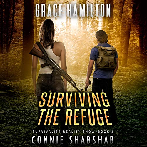 Surviving the Refuge  By  cover art