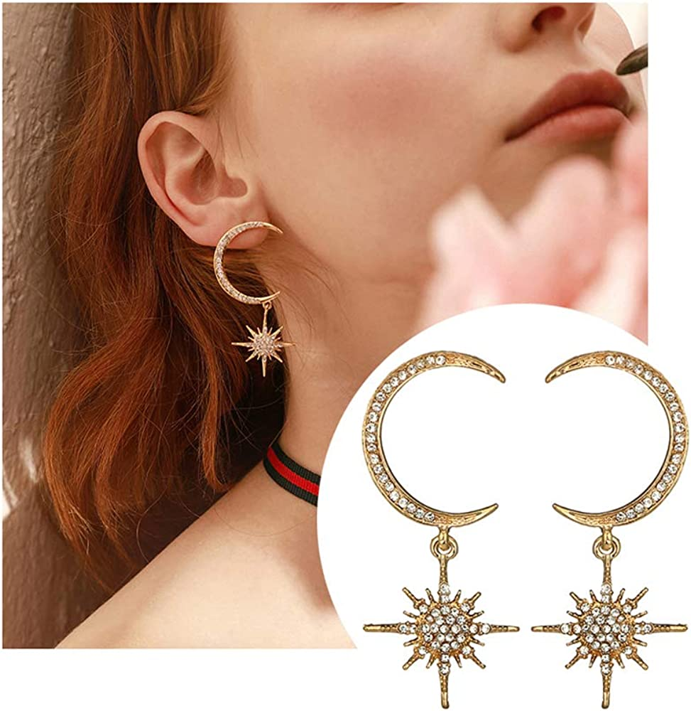 Personality earrings 8
