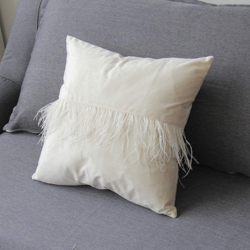 Mao ZE QU Simple Solid Color Cushion OFFicial mail order Super sale period limited Office Pillow Sofa