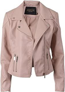 Best womens pink moto jacket Reviews