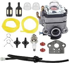 Hayskill TB475SS Carburetor for Troy-Bilt Ryobi Trimmer Parts TB525CS TB575SS TB146EC TB475SS TB490BC TB425CS TB465SS Trimmer Carb WYL-229 WYL-229-1 753-05251 753-1225