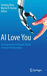 robot and human love