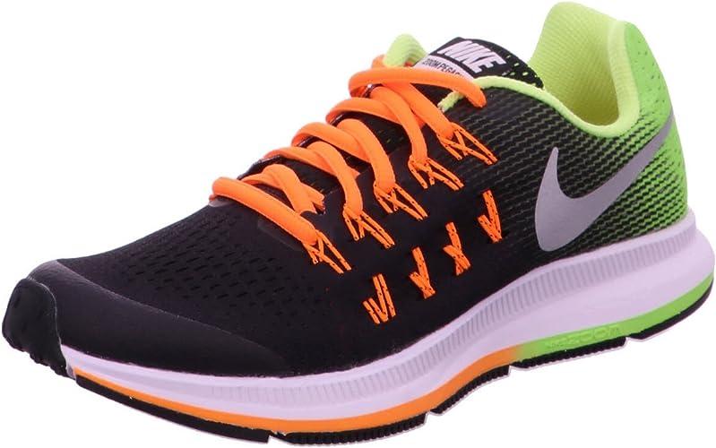 Nike Zoom Pegasus 33 (GS), Chaussures de Running Entrainement ...