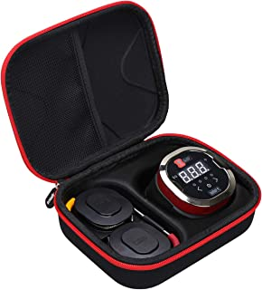 Aproca Hard Travel Storage Carrying Case for Weber iGrill 2 Thermometer