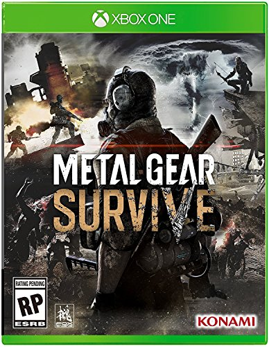 Metal Gear Survive - Xbox One - Standard Edition