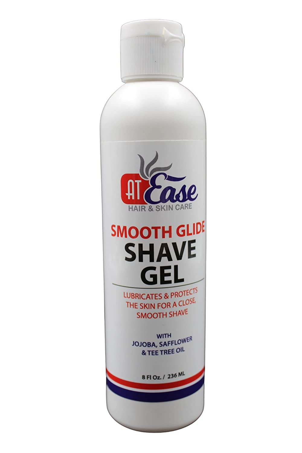 AT Ease Hair Max 60% Sales for sale OFF and Skin Care 8oz Smooth Gel Shave Glide