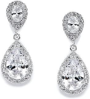 Best bridal jewelry drop earrings Reviews