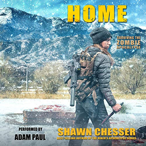 Home Audiobook By Shawn Chesser cover art