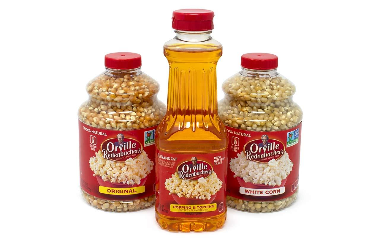 Orville Redenbacher's Some reservation Bundle: White 3 Ranking TOP3 Kernels Popcorn Original