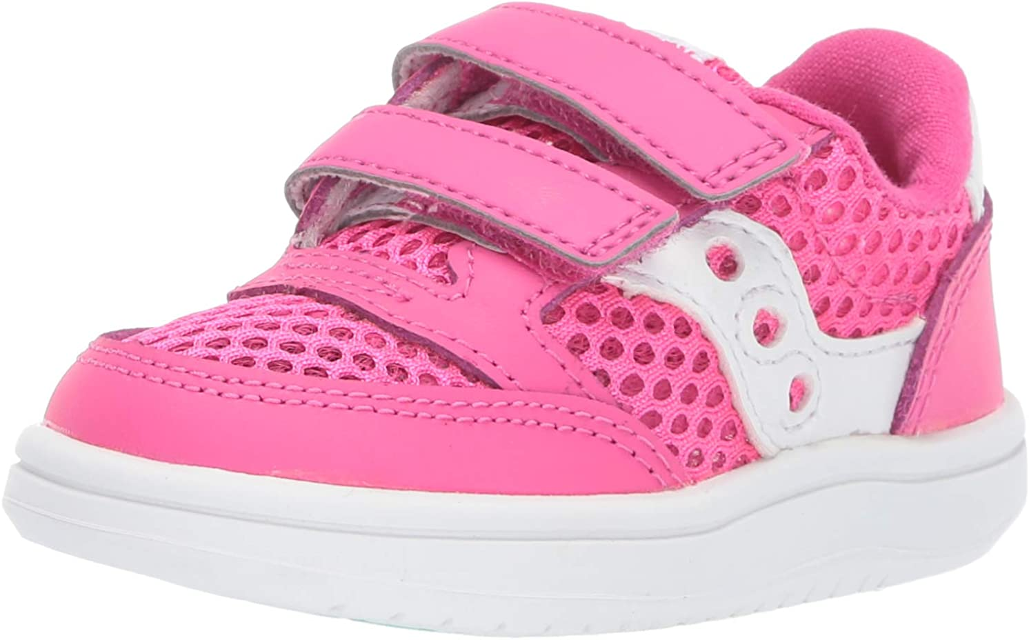 Saucony Unisex-Child Baby Court Sneaker 5% OFF Limited price sale Jazz