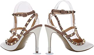 Heel protectors/stoppers for high heel stops pump shoe in sinking in grass and cracks