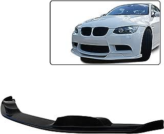 TC Sportline BO-BM92073221 T-H Style Polyurethane PU Front Bumper Lip Spoiler for 2008-2013 BMW M3