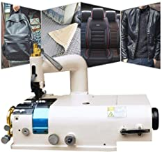 Leather Skiving Machine, SM-801 1200RPM Electric Leather Skiving Thinning Machine Leather Shovel Skin Cutter Skiver Tool for Shoes Bags Gloves Belts Wallets- US Shipping