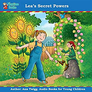 Lea's Secret Powers: Story Books for Young Children                   By:                                                                                                                                 Ann Twigg                               Narrated by:                                                                                                                                 Ann Twigg                      Length: 30 mins     2 ratings     Overall 5.0