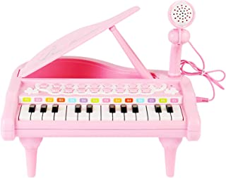 Conomus Piano Keyboard Toy for Kids, 1 2 3 4 Year Old Girls