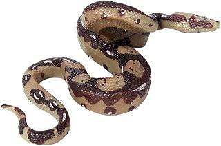Ackful🍁Large Realistic Rubber Snake, Prank Snake Toy