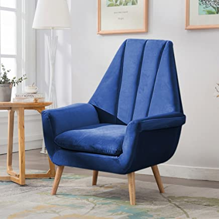 Amazon Co Uk Blue Armchairs Chairs Home Kitchen
