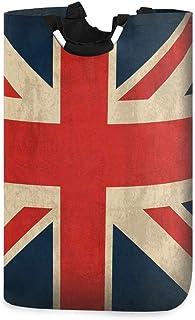 Panier à linge Drapeau de l'Angleterre Grand panier à linge sale pliable Grand sac de rangement en tissu Paniers de rangem...