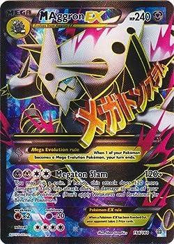 Pokemon - Mega-Aggron-EX  154/160  - XY Primal Clash - Holo