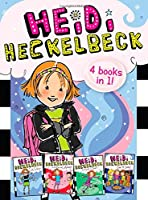 Heidi Heckelbeck 4 Books in 1!: Heidi Heckelbeck Gets Glasses; Heidi Heckelbeck and the Secret Admirer; Heidi Heckelbeck Is Ready to Dance!; Heidi Heckelbeck Goes to Camp!