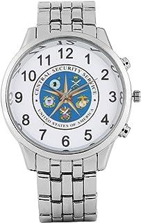 711f72a0e Reloj de Pulsera para Hombre con Logo de Estados Unidos de América, de  Unique Central