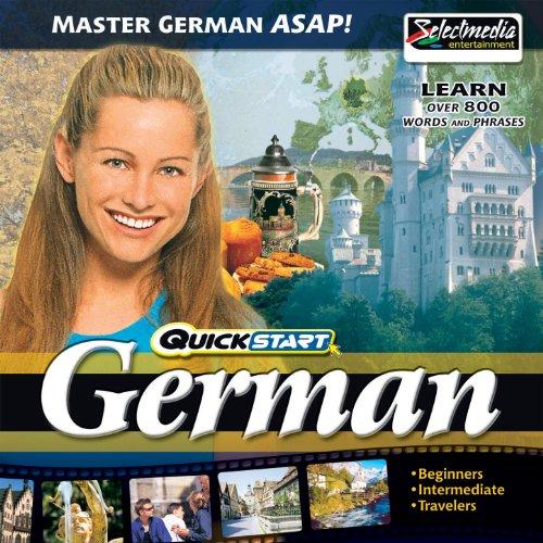 Quickstart German cover art