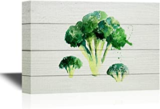 Best painting with broccoli Reviews