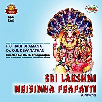Sri Lakshmi Nrisimha Prapatti