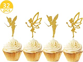 Best peter pan and tinkerbell cake toppers Reviews