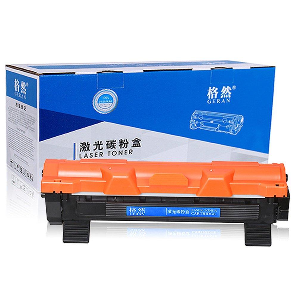 格然 Lenovo 联想 LT-201 粉盒 加黑版 适用 联想 Lenovo S1801 S2001 M2040 M1840 M1851 M2051 M7206 M7206W M7216 M7216NWA M7255F M7256HF M7256WHF F2070 F2071H F2081 F2081H LJ2205 LJ2206 LJ2206W系列激光打印机粉盒 碳粉盒 墨粉盒 墨盒 粉仓