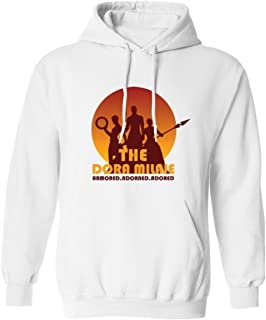 New The Dora Milaje Novelty Black Panther Mens Hoodie Hooded Sweatshirt
