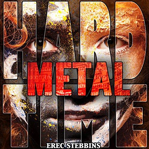 Metal audiobook cover art