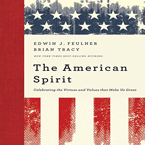 The American Spirit audiobook cover art