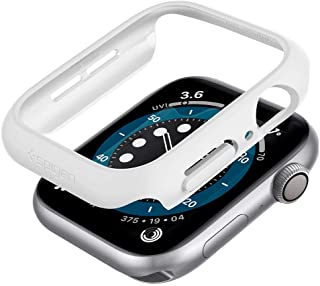 Spigen Thin Fit designed for Apple Watch 44mm case cover - Series 6/SE/5/4 - White