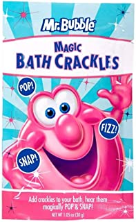Mr. Bubble Magic Bath Crackles, 1.05 Oz
