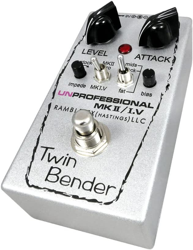 Ramble FX Industry No. 1 Twin Fuzz Bender Now free shipping