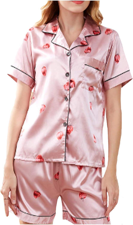 Womens Tank And Short Pajama Set