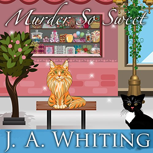 Murder So Sweet audiobook cover art